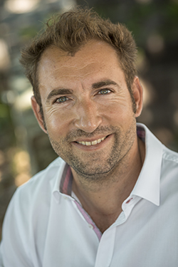Winemaker Vincent Euzet